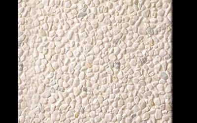 Chinos lavados terrazos lodi - Canto rodado blanco ...