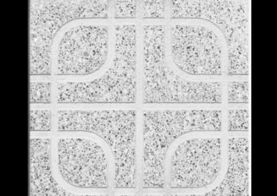 4731B Dibujo Andalucia blanco pulido 40x40